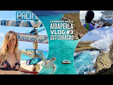 AIDA Vlog #3: Karibische Inseln mit AIDAperla - Perfect Day Curacao