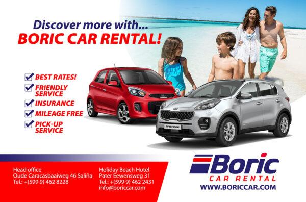 Boric-car-rental