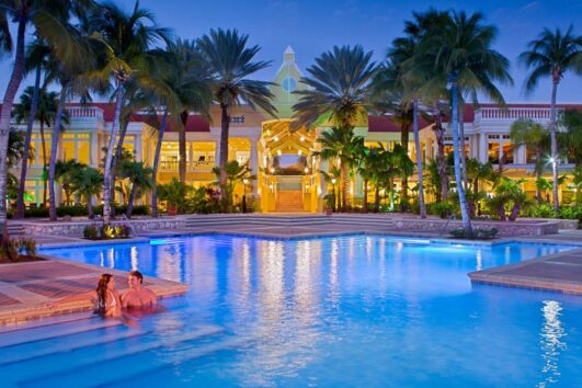 Marriott Curacao Beach Resort