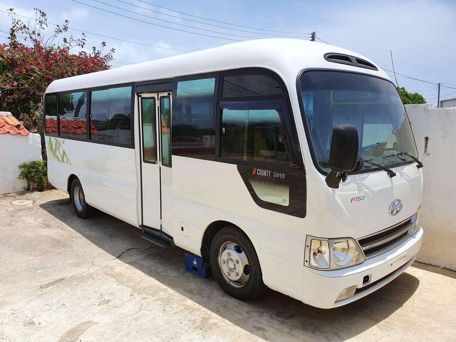 Curacao Dreams Bus