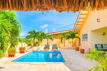 Villa Iguana Curacao