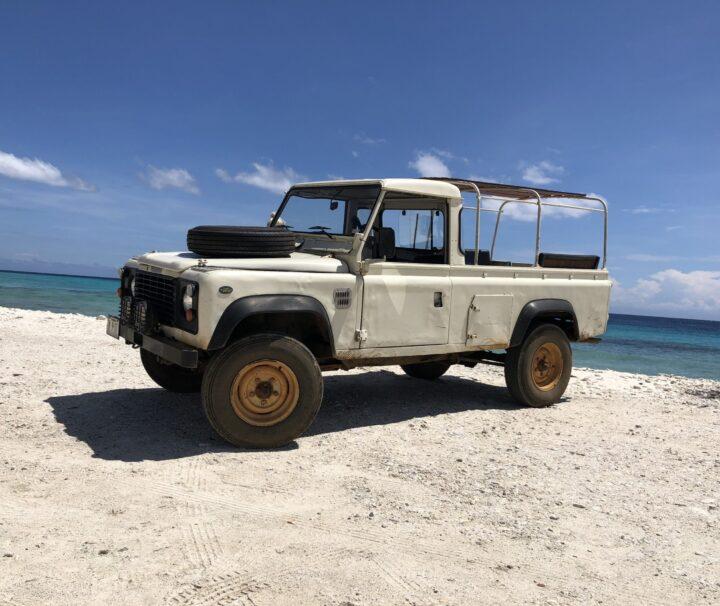 Jeep Safari Curacao